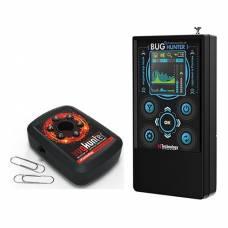"Индикатор ""BugHunter BH-03"" + Обнаружитель ""Bughunter Dvideo Nano"""