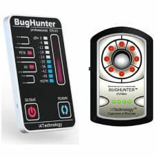 """Индикатор """"BugHunter CR-01"""" + Обнаружитель """"Bughunter Dvideo Professional"""""""