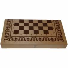 """Шахматный набор """"Древний Рим"""" 3 в 1 (шахматы, шашки, нарды)"""