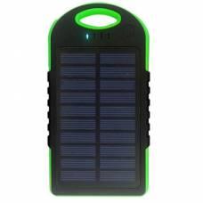 """Зарядное уст-во на солнечных батареях """"E-Power PB10000G"""" (зеленый)"""