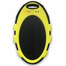 "Зарядное уст-во на солнечных батареях ""E-Power PB4000Y"" (желтый)"