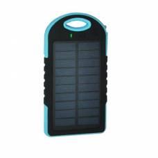 "Зарядное уст-во на солнечных батареях ""E-Power PB500B"" (голубой)"