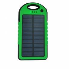 """Зарядное уст-во на солнечных батареях """"E-Power PB500G"""" (зеленый)"""