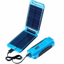 "Зарядное уст-во на солнечных батареях PowerTraveller ""Powermonkey Extreme"" (Синий)"