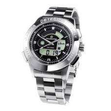 """Дозиметр-часы """"СИГ-РМ1208М"""" с металлическим браслетом"""