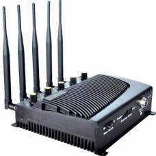 """Стационарный подавитель сотовых телефонов CDMA, GSM, 3G, 4G """"СТРАЖ Х5 ПРО"""" (Black Hunter 80-4G)"""