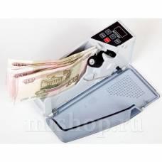 """Счетчик банкнот """"SITITEK V40-M Professional"""" с поясным чехлом"""