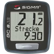 "Велокомпьютер ""Sigma Sport BC 8.12"""