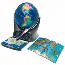 """Интерактивный умный глобус """"Oregon Scientific Smart Globe SG18"""" с голосовой поддержкой"""