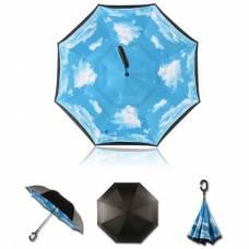 Зонт обратный (облака)