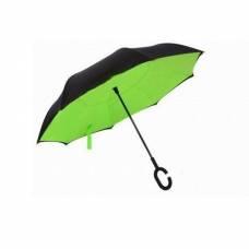 Зонт обратный (салатовый)
