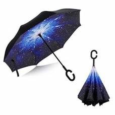 Зонт обратный (звездное небо)