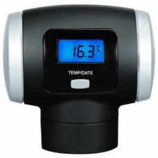 """Вакуумная пробка для вина """"Vinomax Premium"""" с термометром"""