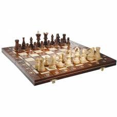 """Шахматы """"Амбассадор"""" 52х52 см, деревянные"""