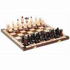 Шахматы деревянные «Инкрустированные»