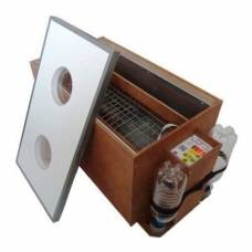 """Инкубатор для яиц """"БЛИЦ-120"""", цифровой, автоматический переворот, 220В/12В (120 яиц)"""