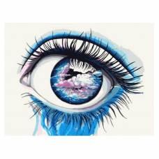 "Картина по номерам ""Небесный взгляд"" размер 30x40 (арт. ME1094)"