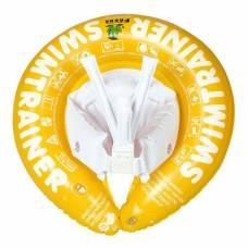 Круг детский надувной SWIMTRAINER желтый