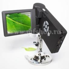 "Микроскоп цифровой SITITEK ""Микрон Mobile"" 5 Mpix (500 X Zoom) с интерполяцией до 12 Mpix"