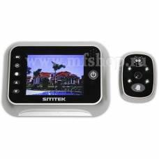 """Беспроводной дверной видеоглазок """"SITITEK Simple"""" с монитором 3,5"""" и записью (снят с продаж)"""