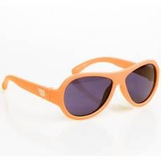 """Детские солнцезащитные очки """"Babiators Originals"""" Ух ты!, оранжевый"""