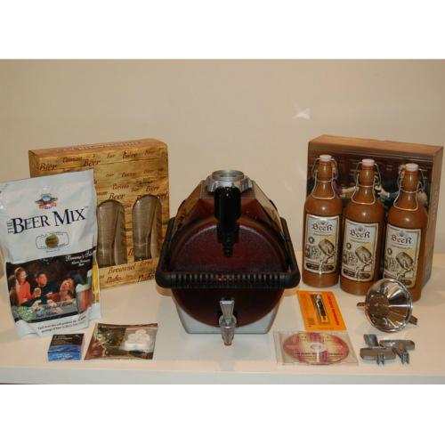 Пивоварня домашняя beermachine deluxe 2008 купить белорусский самогонный аппарат